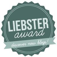 Erwischt… vom Liebster Award