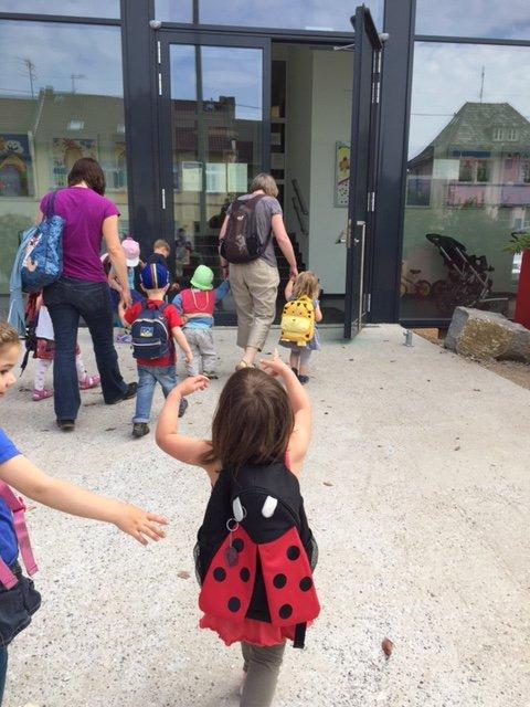 Der Kindergarten – ein Versuch
