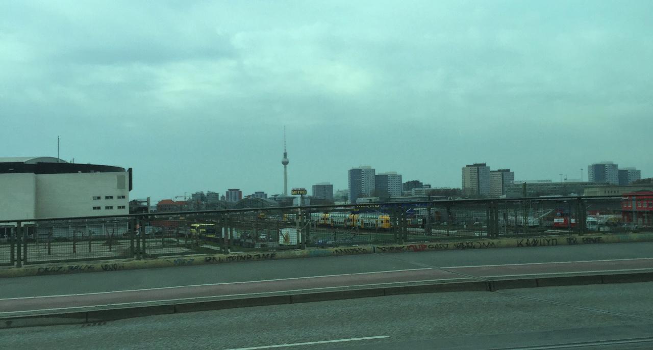 Berlin, mein Sehnsuchtsort.